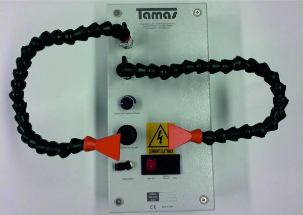 Kit aria calda per macchine tampografiche